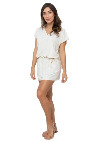 Bata Bluse Off White