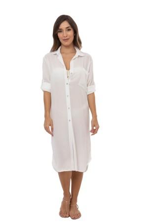 Camisa Salete Branco