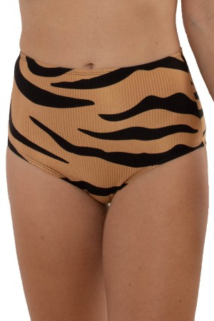 Calcinha Hot Pant Zebra